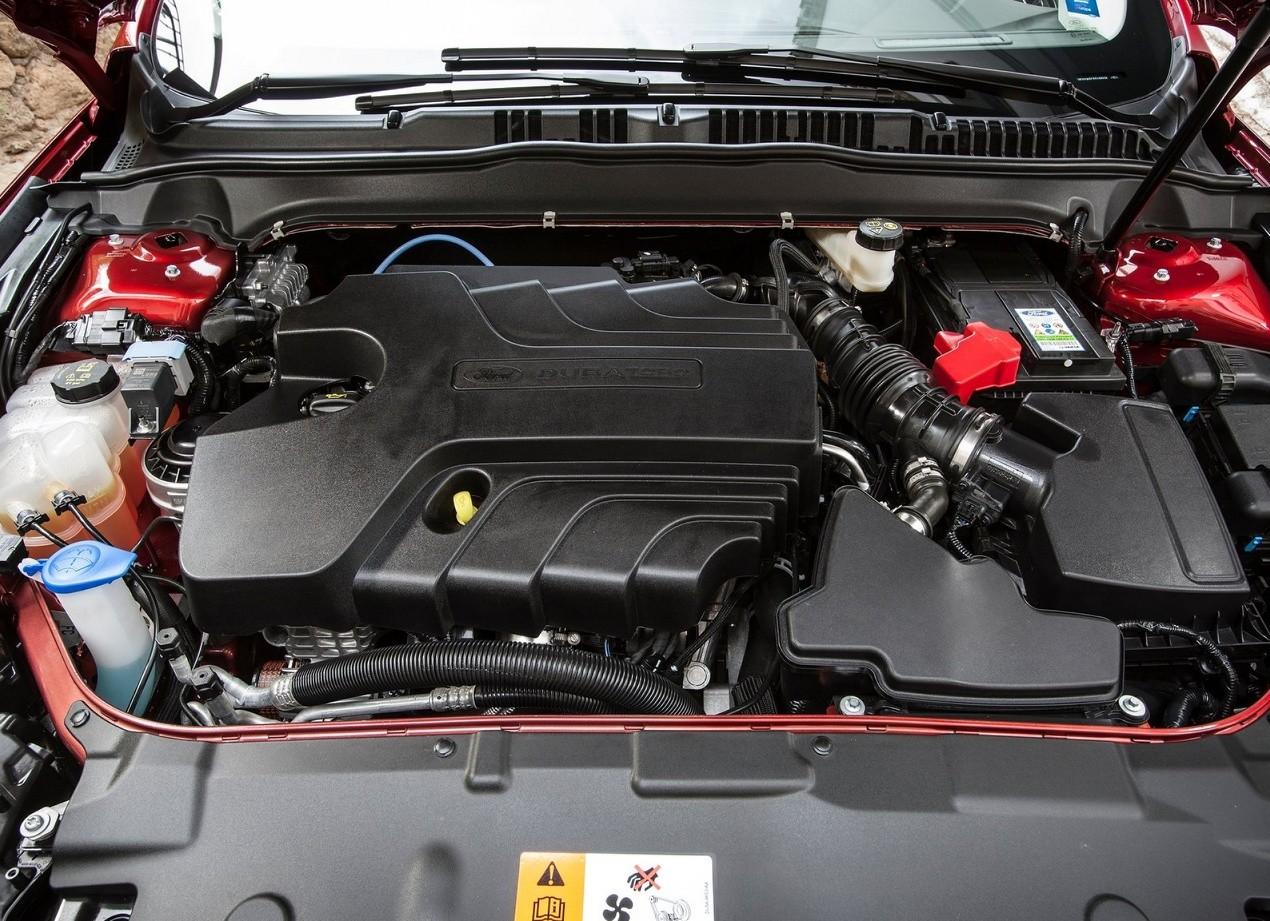 Ford Mondeo двигатель