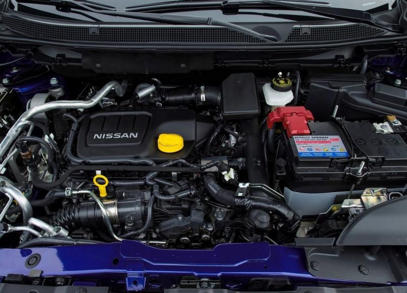 Двигатель на ниссан кашкай 2014