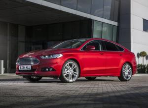 Ford Mondeo 5 фото
