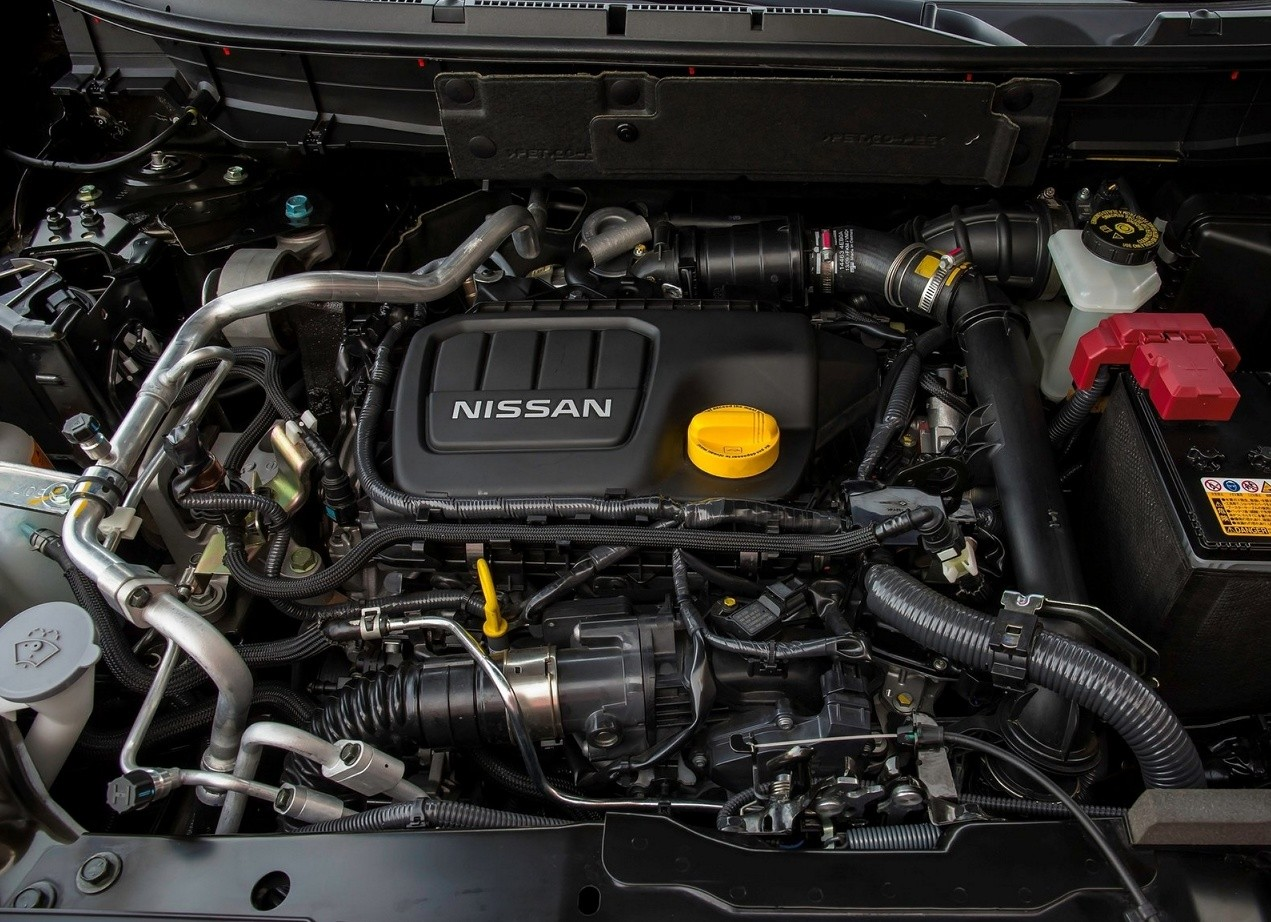 Nissan X-Trail двигатель