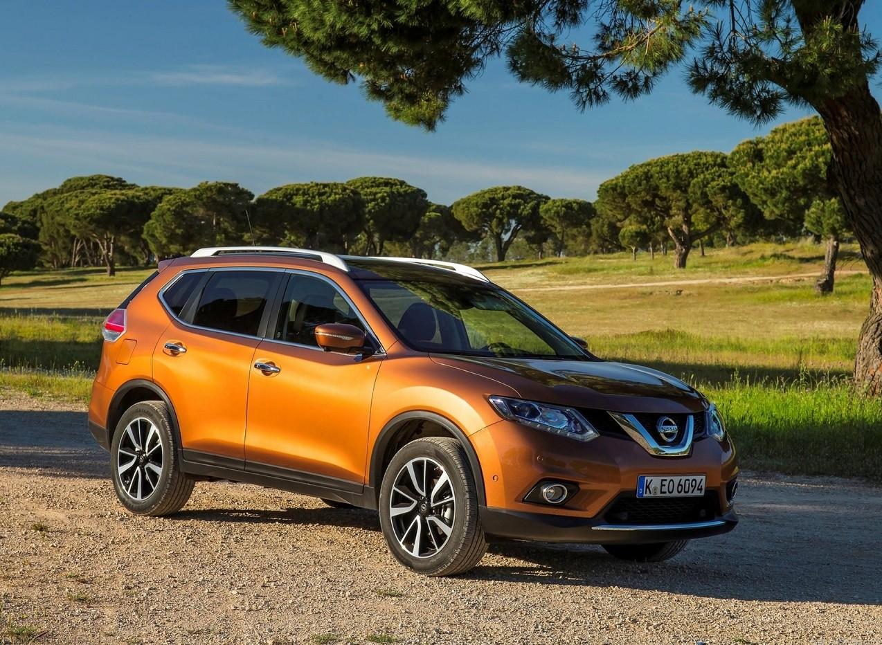 Фотография авто Nissan X-Trail