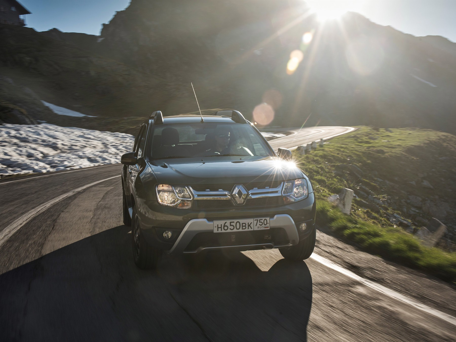 Renault Duster 2-го поколения
