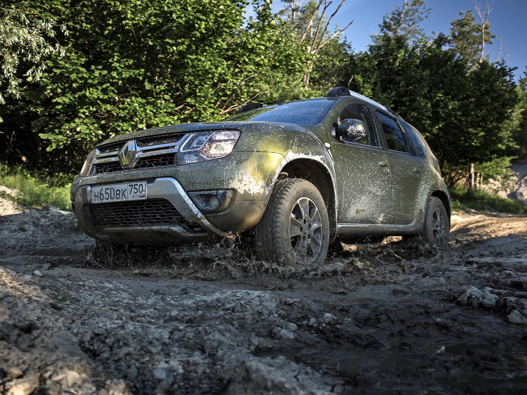 Renault Duster фотография