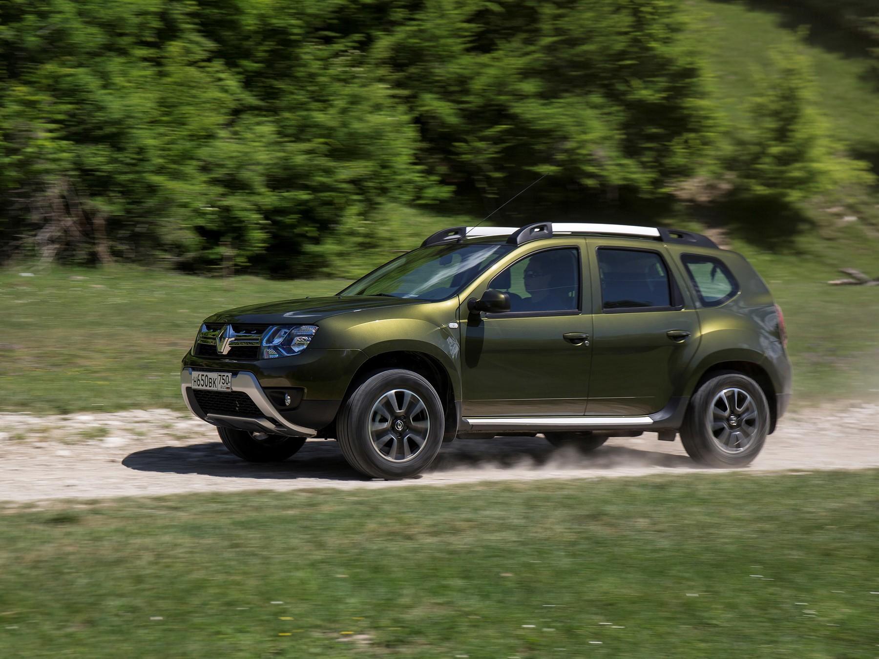 Фотография авто Renault Duster