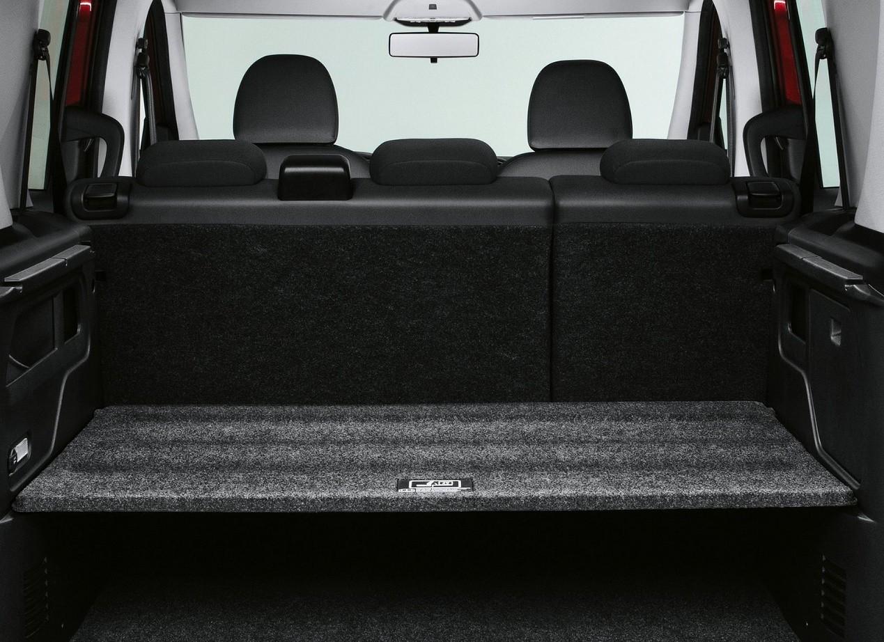 Fiat Doblo багажник