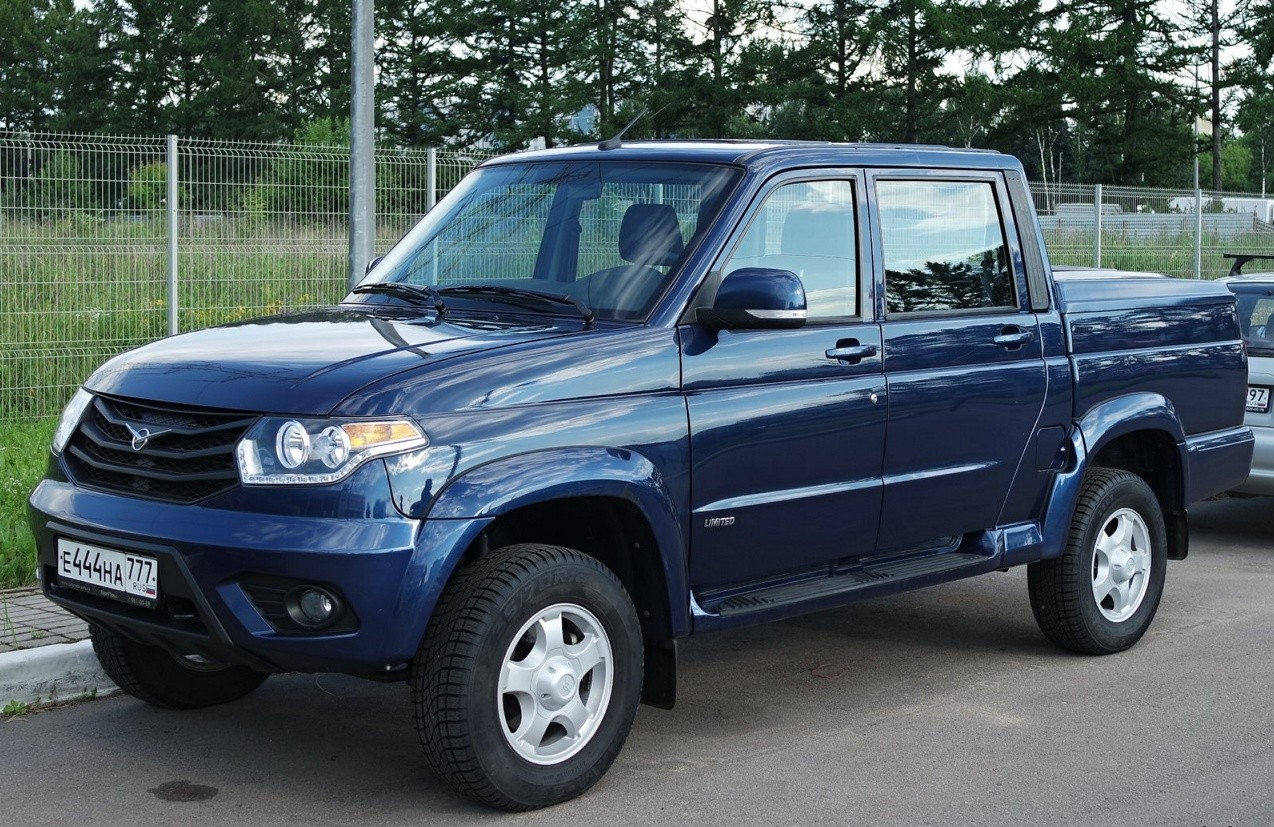 УАЗ Пикап фотография авто