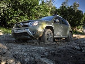 Renault Duster 2 авто