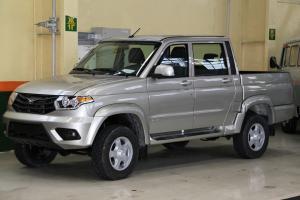 УАЗ Пикап фотография автомобиля