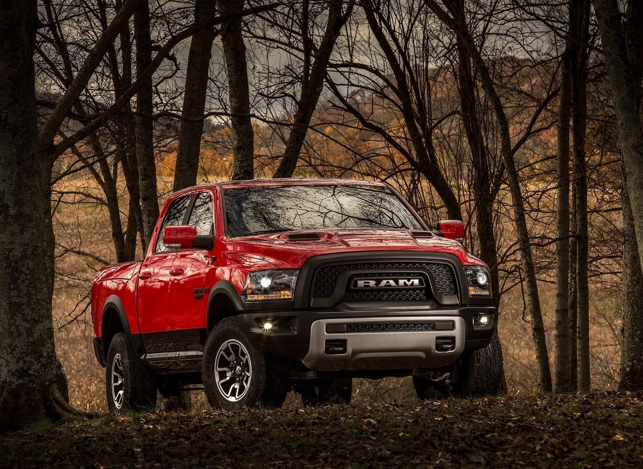Dodge Ram 1500 Rebel фотография авто