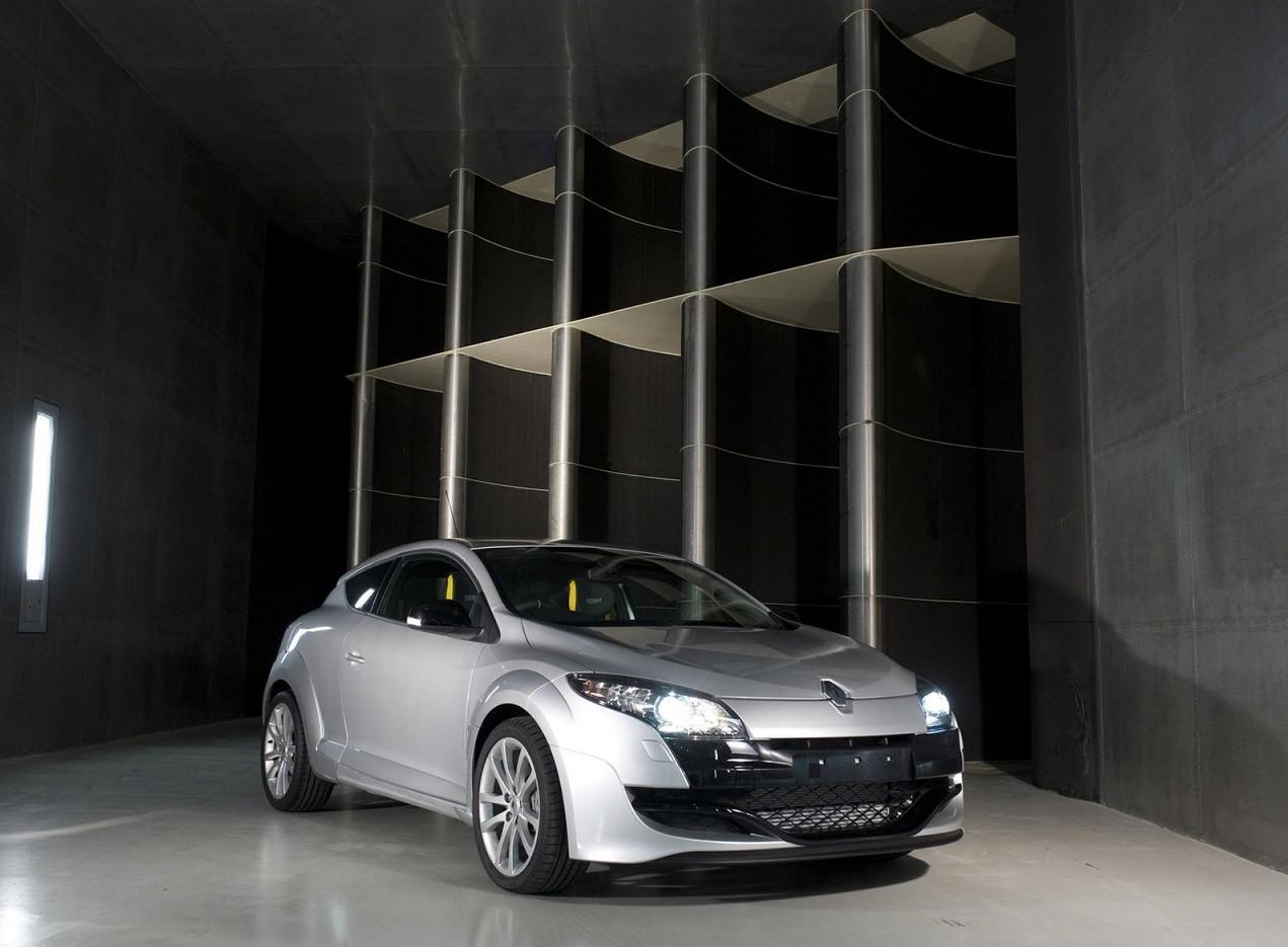 Renault Megane RS хэтчбек
