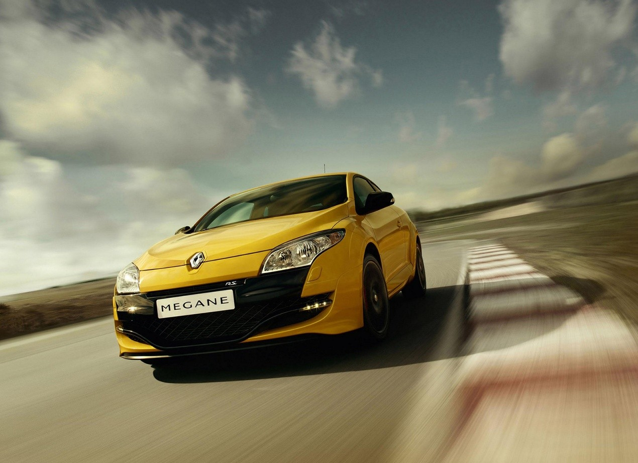 Renault Megane RS фотография