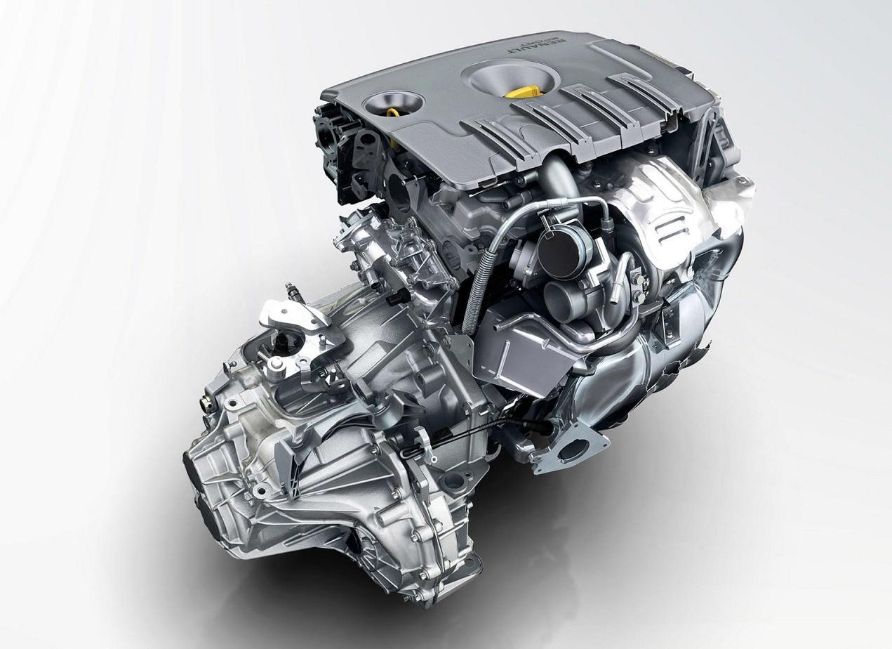 Renault Megane RS двигатель