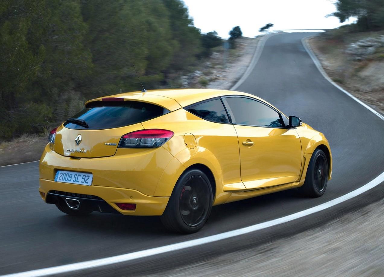 Новый Renault Megane RS