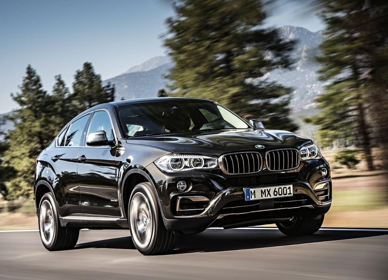 Автомобиль BMW X6