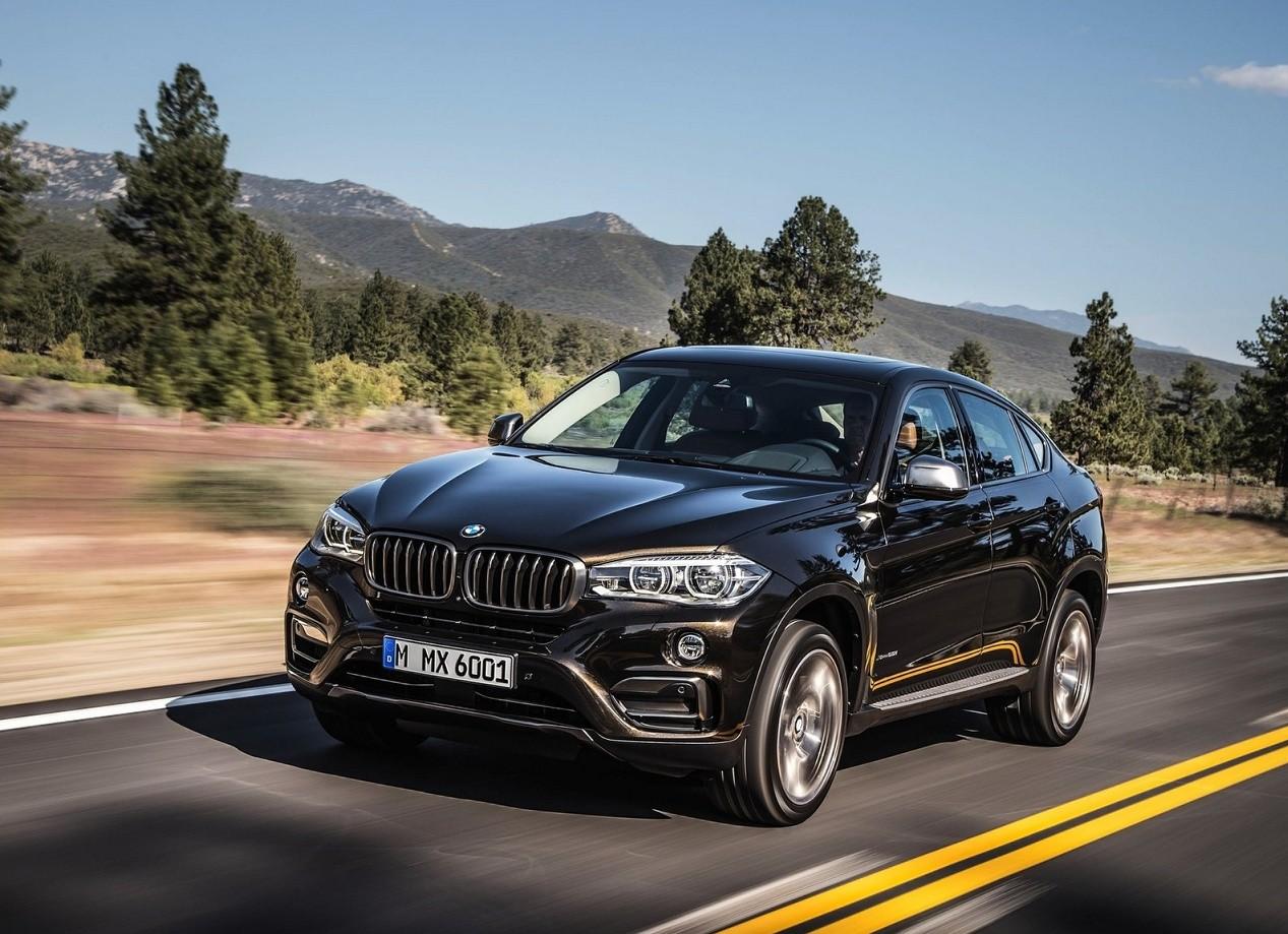 BMW X6 фотография