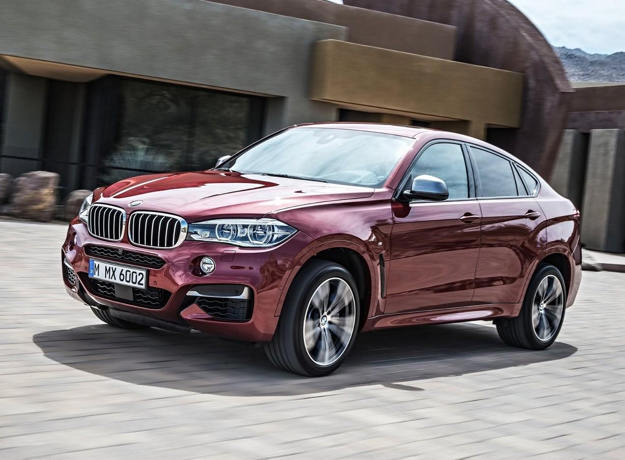 BMW X6 фотография авто