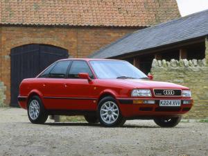 Audi 80 B4 автомобиль