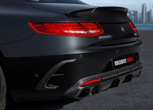 Brabus 850 6.0 Biturbo Coupe задняя фара