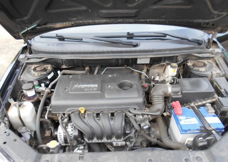 Geely Emgrand EC7 двигатель