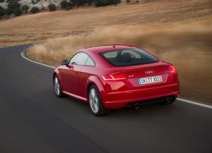 Audi TT Coupe авто