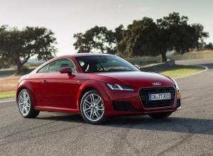 Audi TT Coupe фото