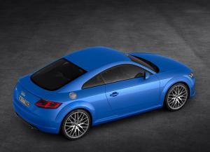 Audi TT Coupe фото авто