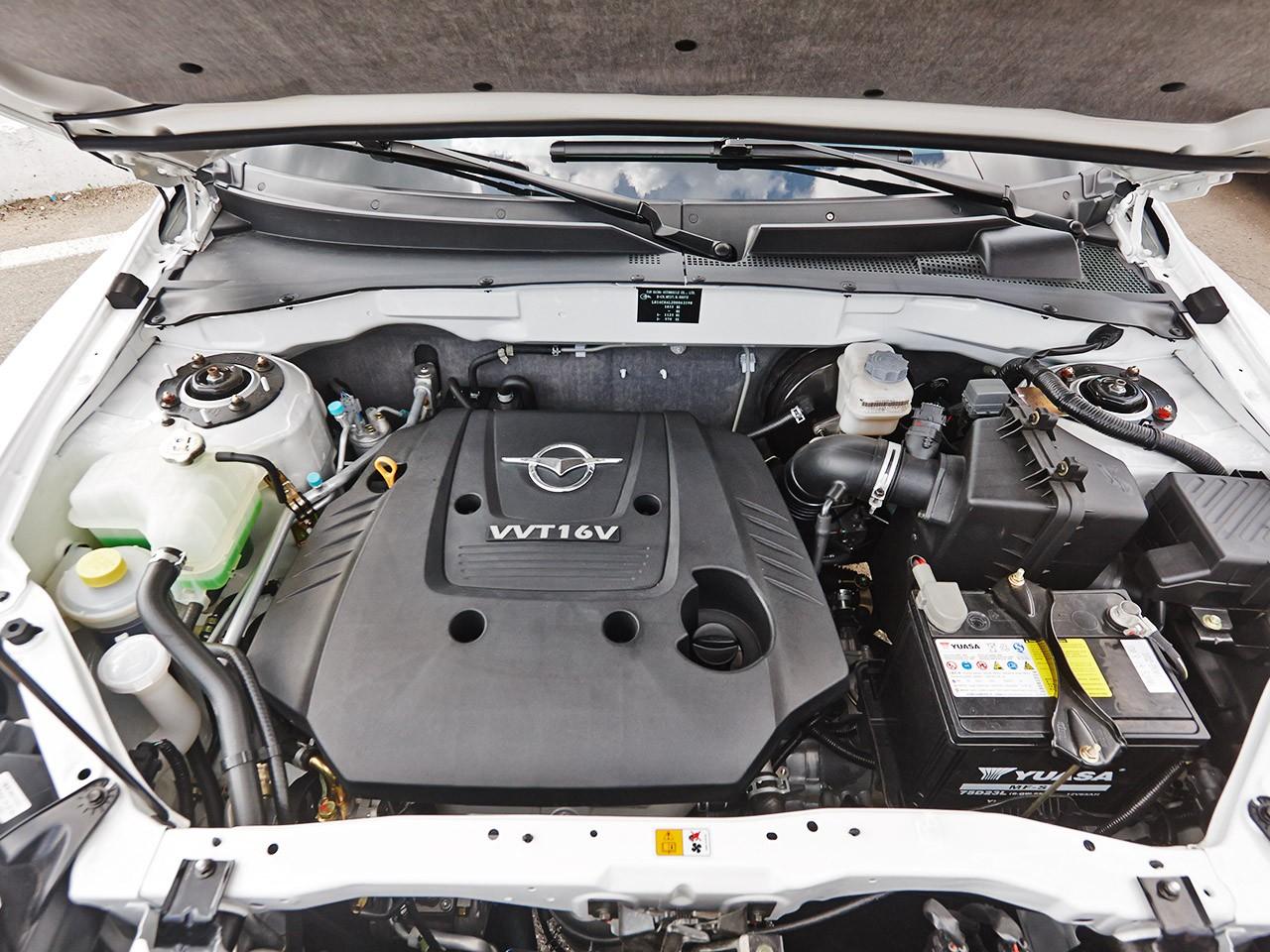Хайма 7 двигатель