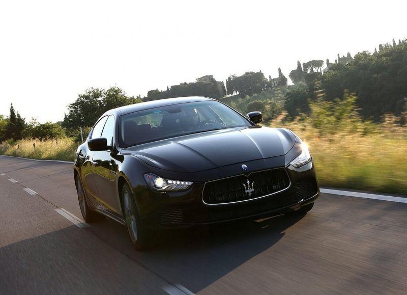 Maserati Ghibli 3 фото