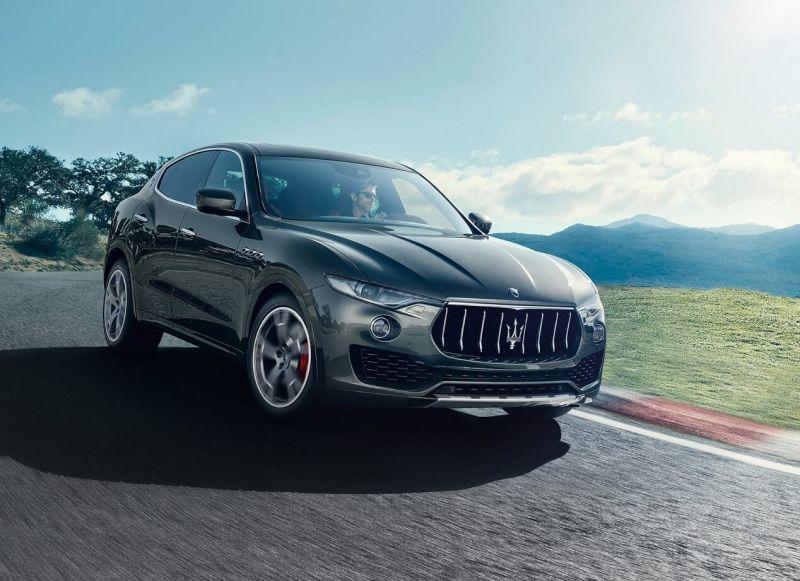 Мазерати Леванте (2016-2017) - обзор, характеристики, комплектации нового Maserati Levante
