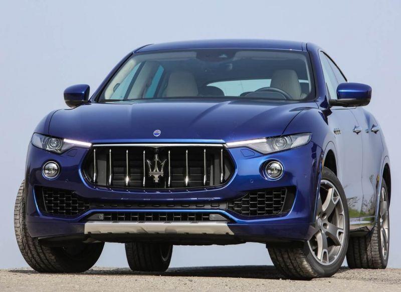Maserati Levante авто