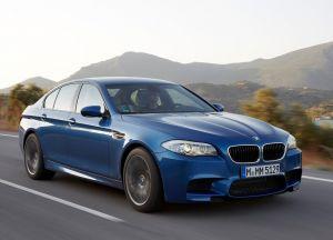 Фото авто BMW M5