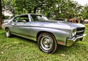 Фото авто Chevrolet Chevelle SS