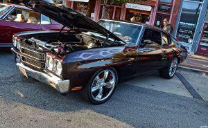 Автомобиль Chevrolet Chevelle SS