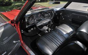 Фото салон Chevrolet Chevelle SS