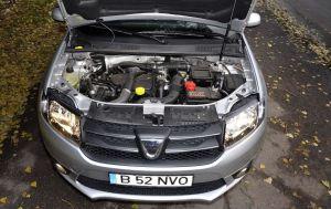 Автомобиль Dacia Logan MCV 2