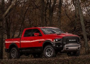 Dodge Ram 1500 Rebel фотография авто