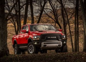 Dodge Ram 1500 Rebel автомобиль