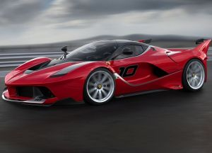 Ferrari FXX K авто