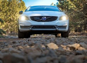 Фото авто Volvo V60 Cross Country