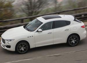 Фото авто Maserati Levante