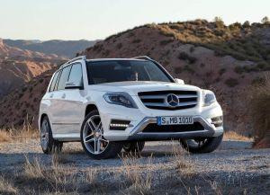 Фото авто Mercedes-Benz GLK