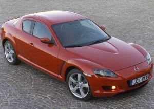 Фото атСпорткар Mazda RX-8