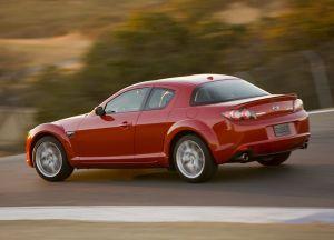 Фото авто Mazda RX-8