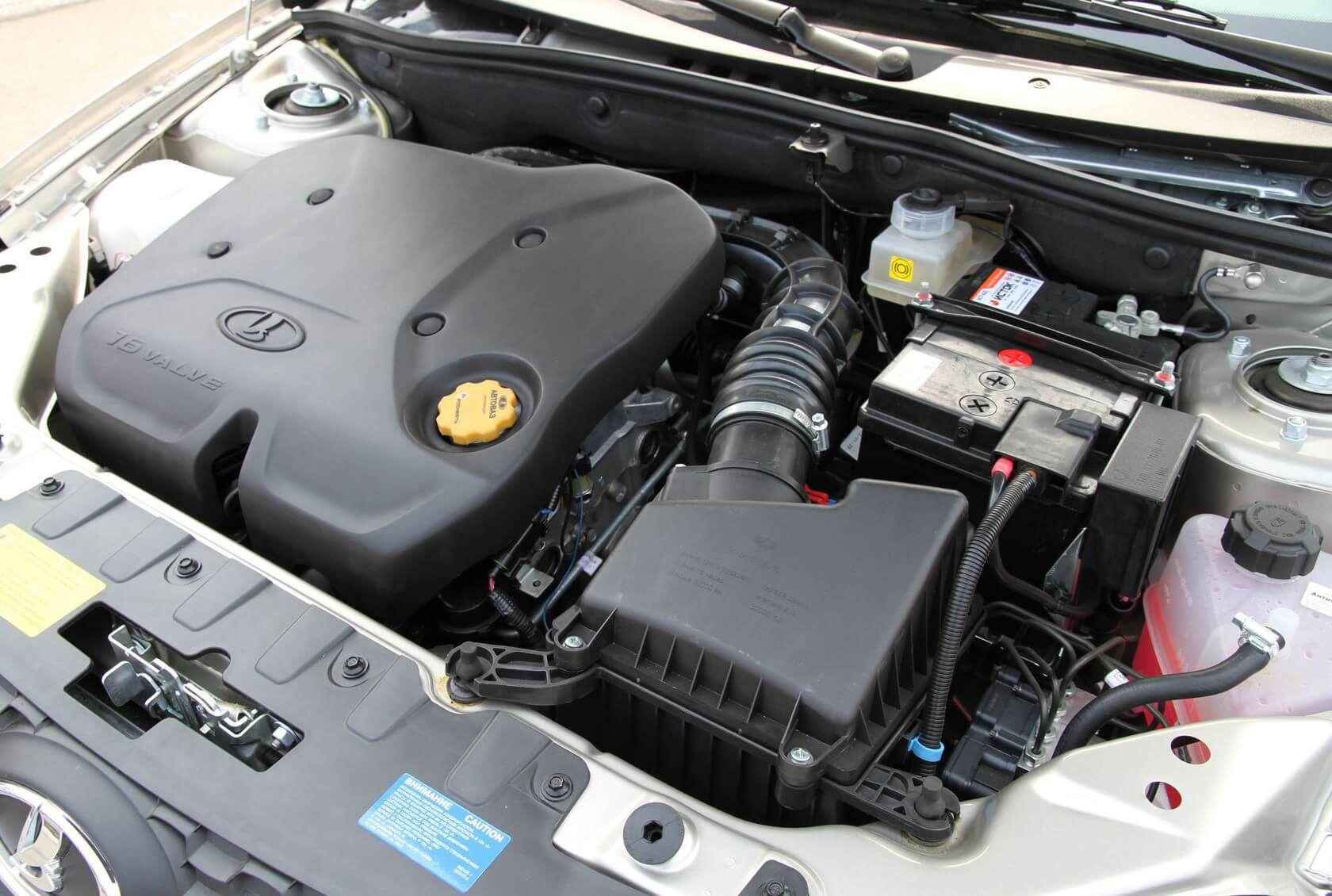 Технические БензиПодогрев двигателя на ладу калину