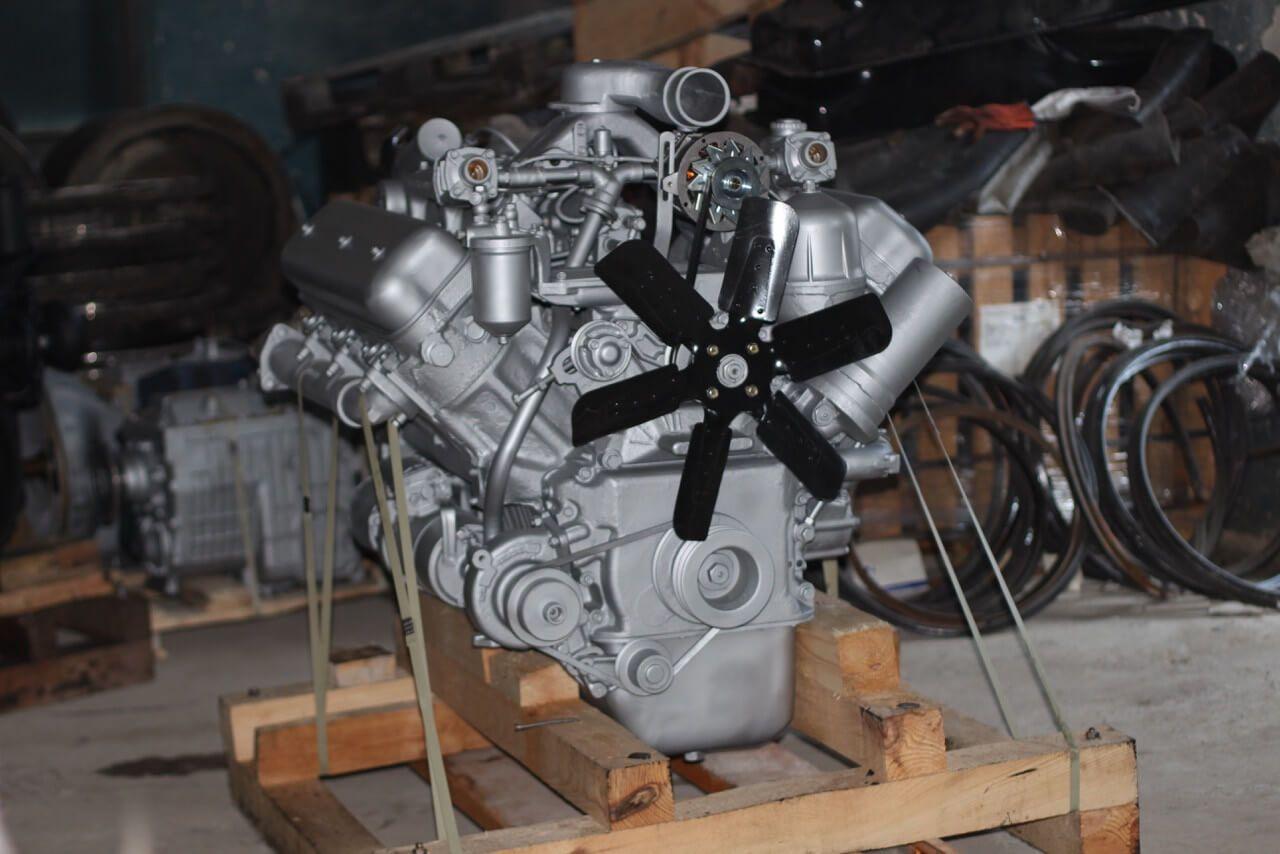 двигатель ямз-236м2-4 схема