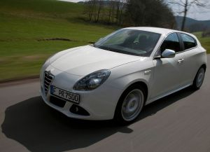 Фото авто Alfa Romeo Giulietta