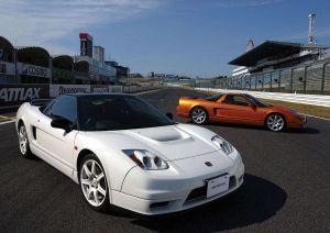 Фото авто Honda NSX