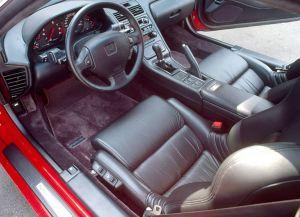 Салон Honda NSX