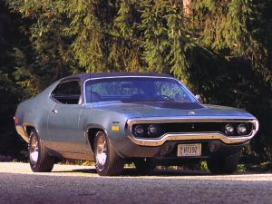 Plymouth Road Runner купе