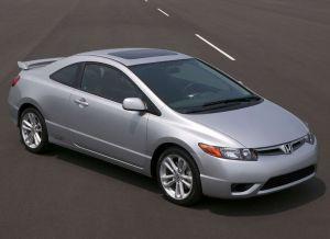Honda Civic Si автомобиль